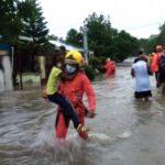 ¡Inundado!: Hato Mayor sufrió los peores daños por el paso de Isaías