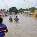 Más de 5,000 fueron evacuados por tormenta