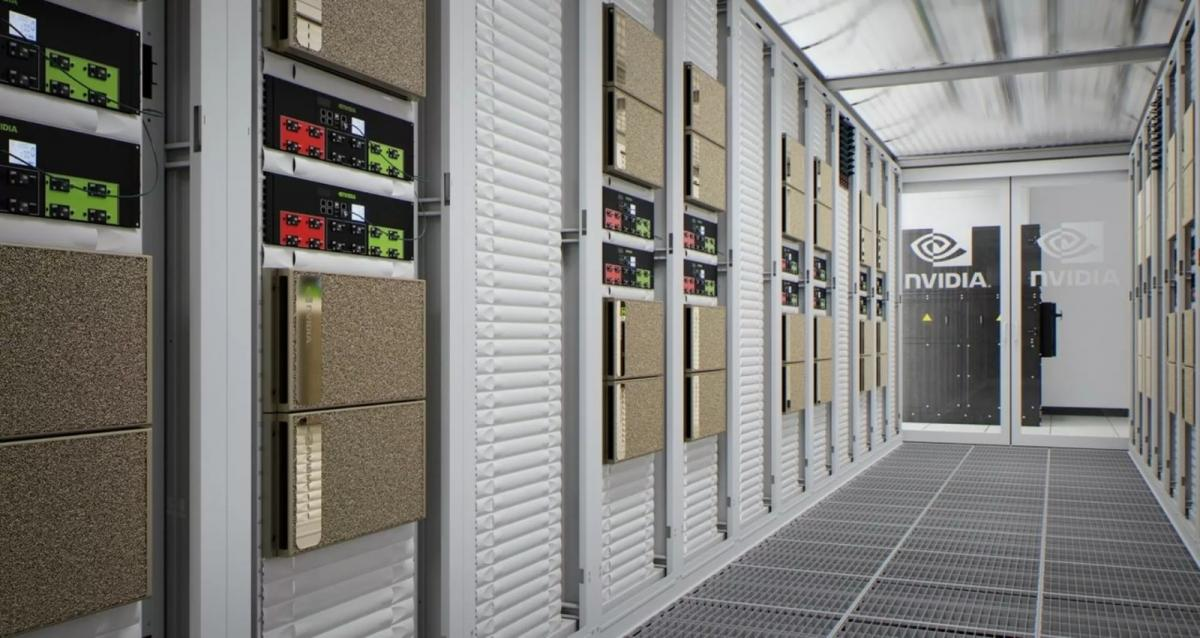 Nvidia ha construido en un mes Selene, el séptimo superordenador más rápido del mundo