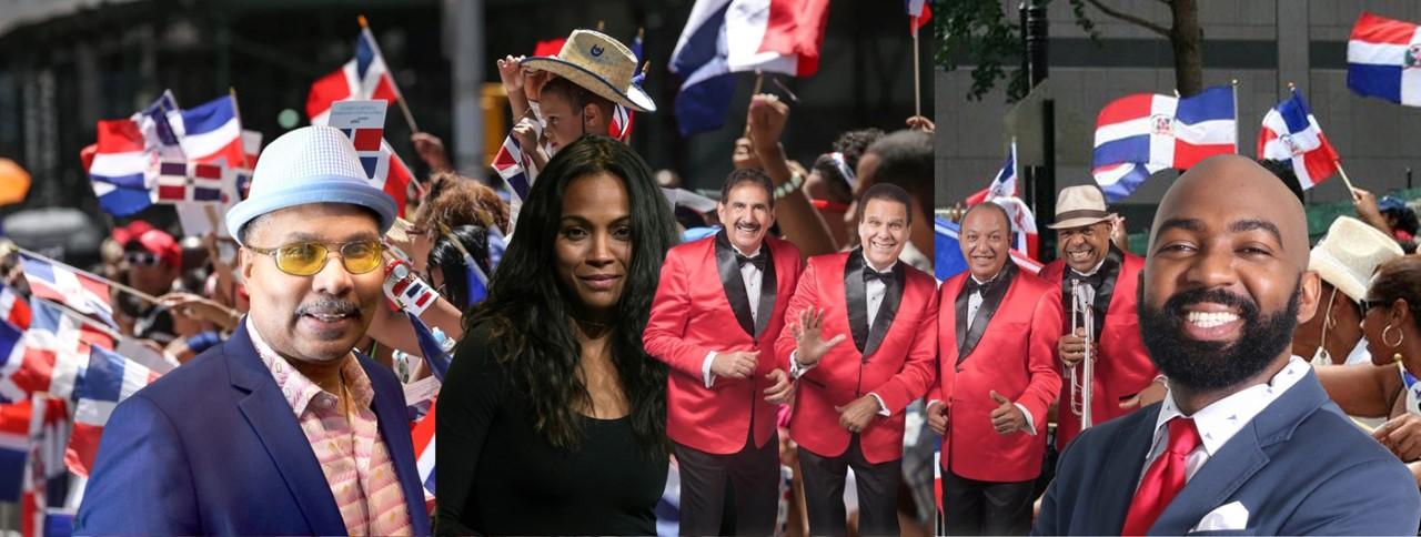 Desfile Dominicano 2020 será virtual el 9 de agosto y estarán Zoe Saldaña, Conjunto Quisqueya, el locutor Brea Frank y otras figuras