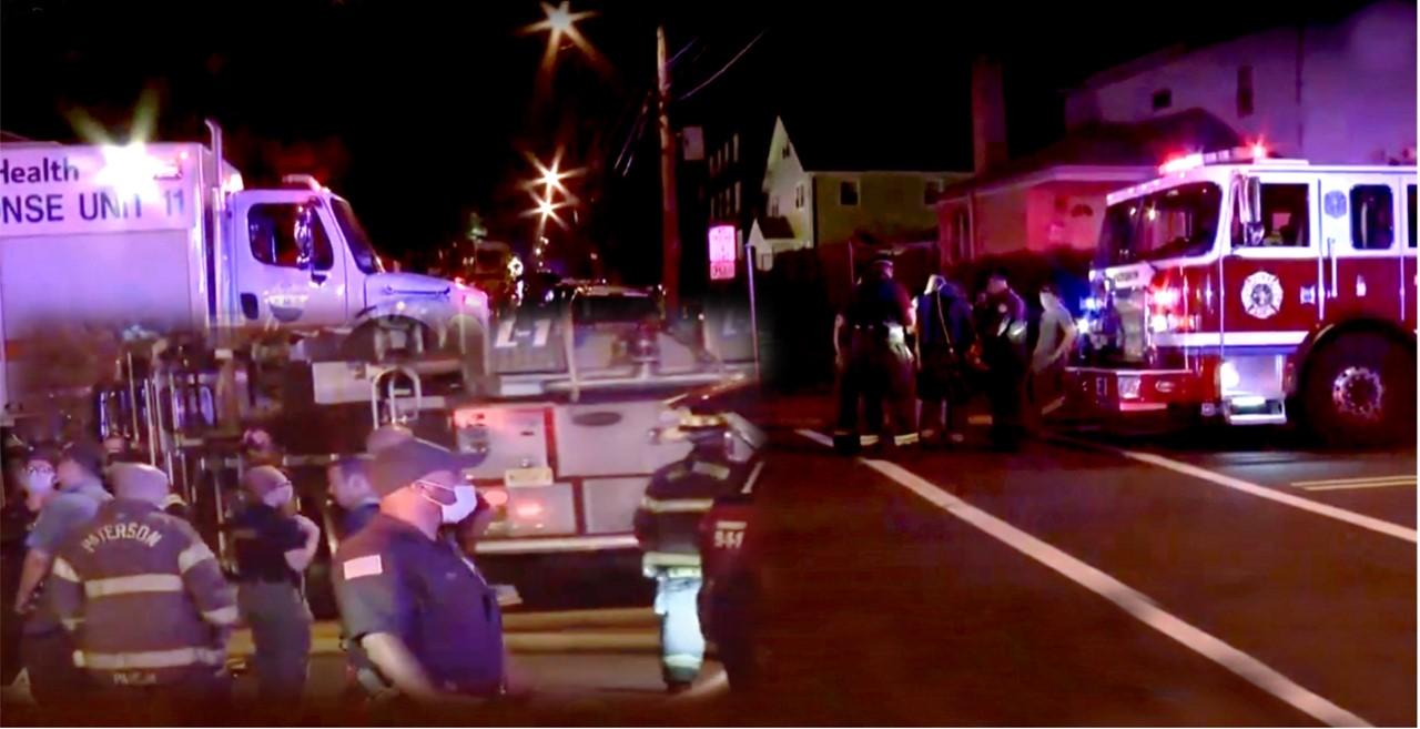 Explota en Nueva Jersey laboratorio de marihuana K2 lesionando cuatro bomberos y 11 residentes evacuados
