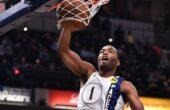 T.J. Warren aporta doble-doble y los Pacers hunden a los Wizards