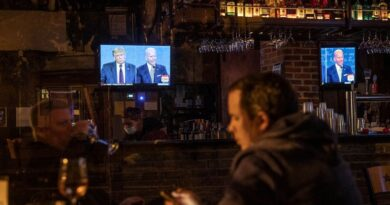 """""""¡Cancelen los debates!"""": Una noche entre la indiferencia y el béisbol"""
