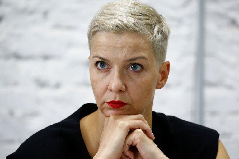 Una de las principales opositoras en Bielorrusia fue detenida por desconocidos en pleno centro de Minsk