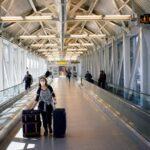 Coronavirus: Estados Unidos levantará desde el lunes algunas de las restricciones que rigen para pasajeros aéreos