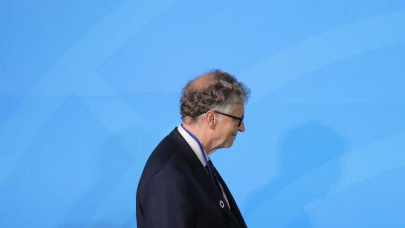 """""""Los mosquitos no usan mascarillas"""": Bill Gates vaticina un brote mundial de malaria debido al coronavirus"""