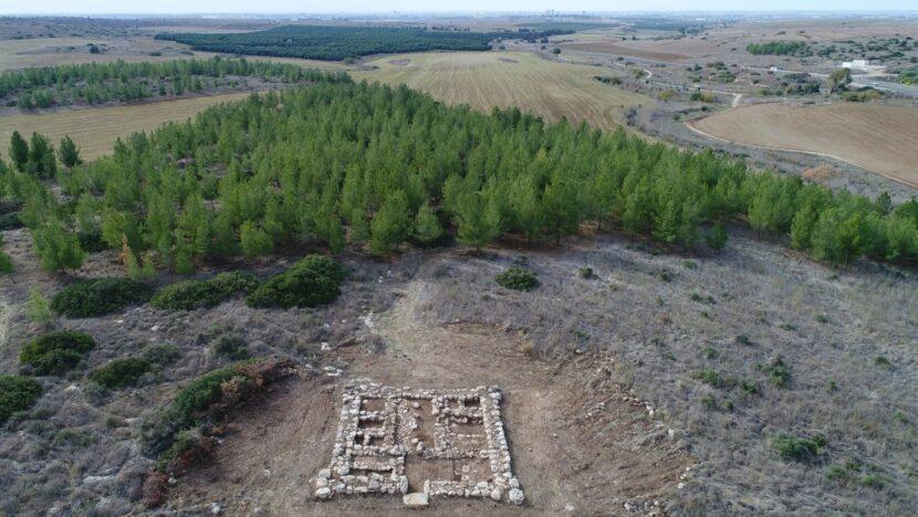 Descubren en Israel una fortaleza de la época del 'Libro de los Jueces' de la Biblia