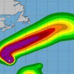 El huracán Paulette toma fuerza en el Atlántico y se acerca a las Bermudas