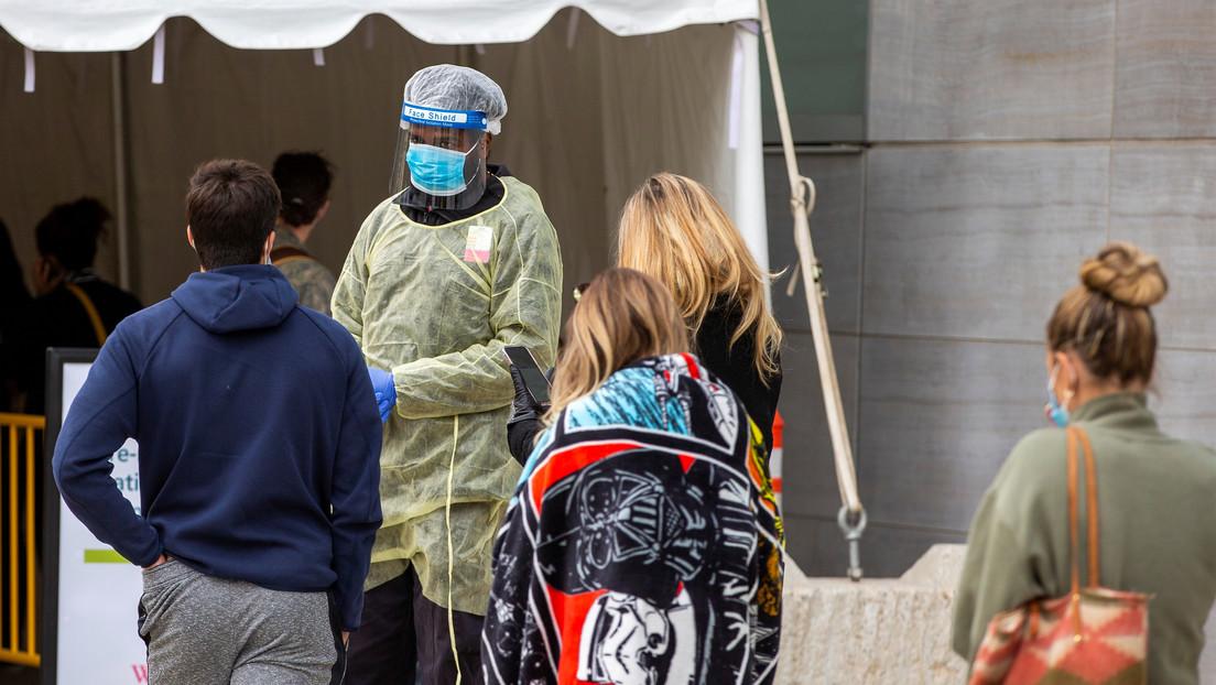 """ATENCIÓN:Trudeau anuncia que Canadá ya vive la segunda ola de coronavirus y el aumento de nuevos casos puede ser """"mucho peor"""" que a principios de año."""