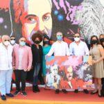 """Alcaldía Santiago rinde homenaje a Yaqui Núñez del Risco con hermoso mural; y lo declara de manera póstuma """"Hijo Meritorio"""""""