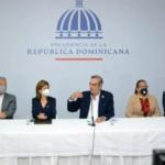 """OJO: Presidente Abinader dice el Gobierno """"no es un botín político"""""""