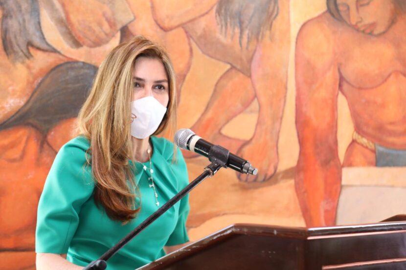 ADN juramenta Consejo Económico y Social del Distrito Nacional encabezado por alcaldesa Carolina Mejía