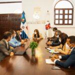 ADN y EDES trabajarán en conjunto para mejorar alumbrado público en el Distrito Nacional