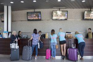Marranzini: ocupación hotelera fluctúa actualmente entre un 5 y 10%