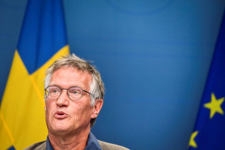 El sueco Anders Tegnell, de burócrata sanitario a la figura más famosa de la crisis global de COVID-19