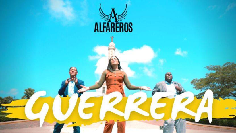 Alfareros lanza Guerrera