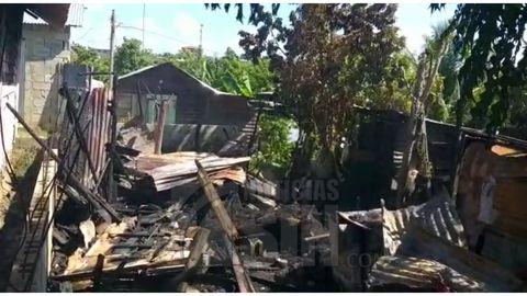 Anciano de 76 años muere calcinado en el interior de su vivienda