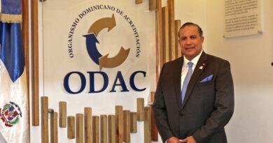 Angel David Taveras Difo asume como nuevo director del Organismo Dominicano de Acreditación