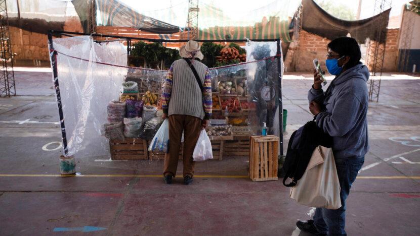 Argentina vuelve a registrar una de las tasas de inflación más altas del mundo