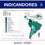 CNC presenta plataforma Indicando: para conocer la posición de RD en índices internacionales