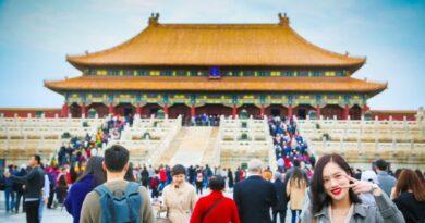 China espera 550 millones de viajes durante las vacaciones del Día Nacional