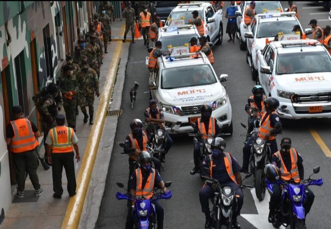 Comipol dispone reforzamiento asistencia vial con motivo celebración del Día de las Mercedes