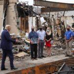 """Donald Trump calificó de """"terrorismo doméstico"""" a las manifestaciones contra la policía en Kenosha"""