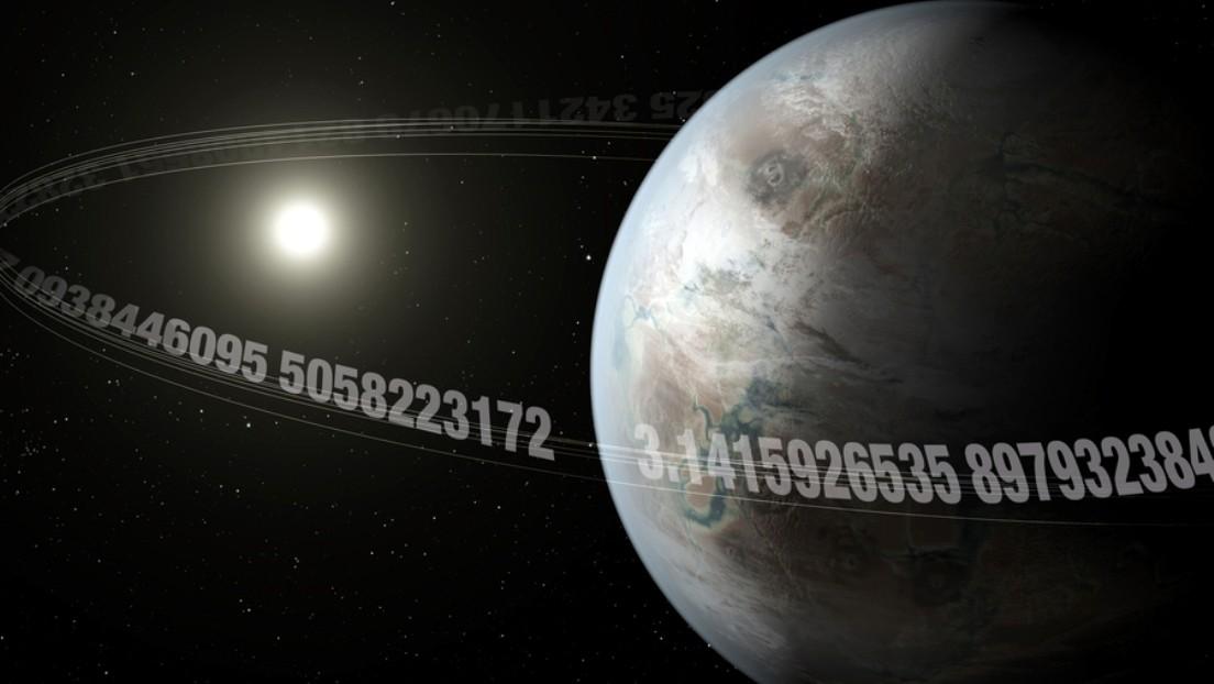Descubren un análogo de la Tierra que tarda el número pi de días en completar su órbita