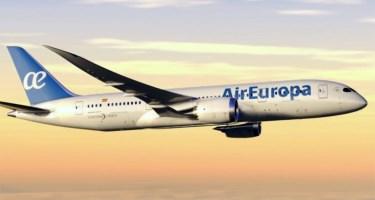 Air Europa espera regresar a Punta Cana en octubre con vuelo semanal