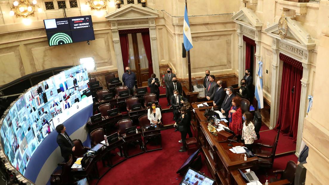 """El Senado argentino rechaza la candidatura de EE.UU. a la presidencia del BID: """"Debe quedar en manos de un latinoamericano"""""""