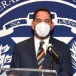 El cónsul Eligio Jáquez informa que está libre del COVID-19