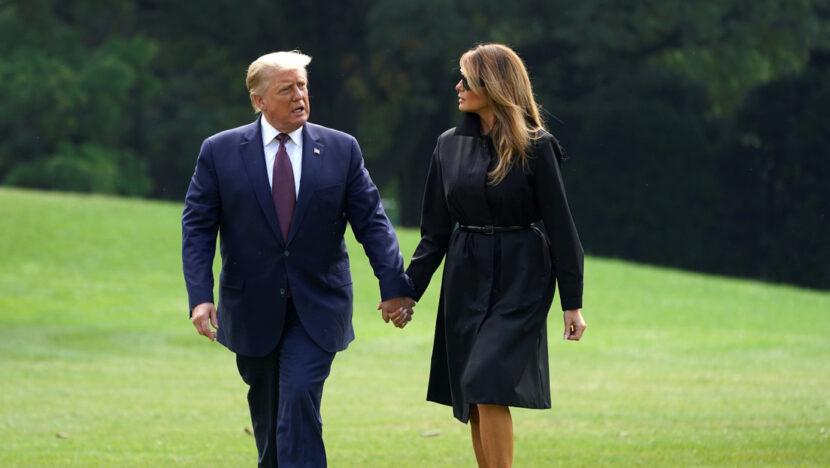 """""""El matrimonio de Melania y Donald Trump es un trato transaccional"""", afirma una examiga de la primera dama junto a otros detalles sobre la pareja"""
