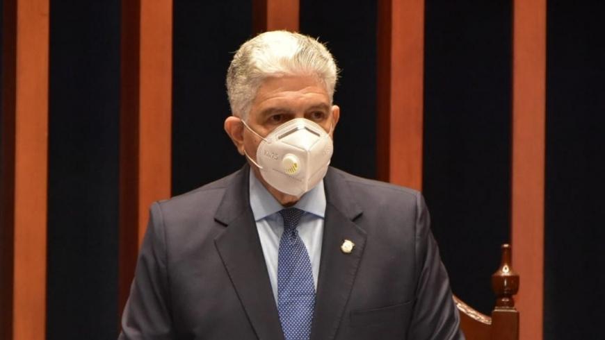 El presidente del Senado da positivo en coronavirus