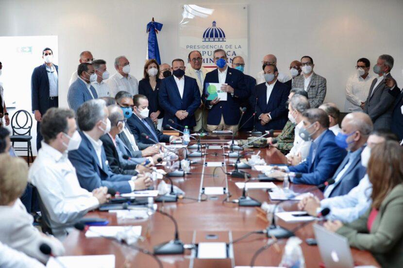 En Primer Consejo de Gobierno Ministros Rinden Informes GOBIERNO OPTIMISTA En Recuperación de la Economía