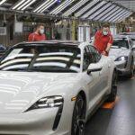 Los pedidos industriales de Alemania moderan su rebote al 2.8%