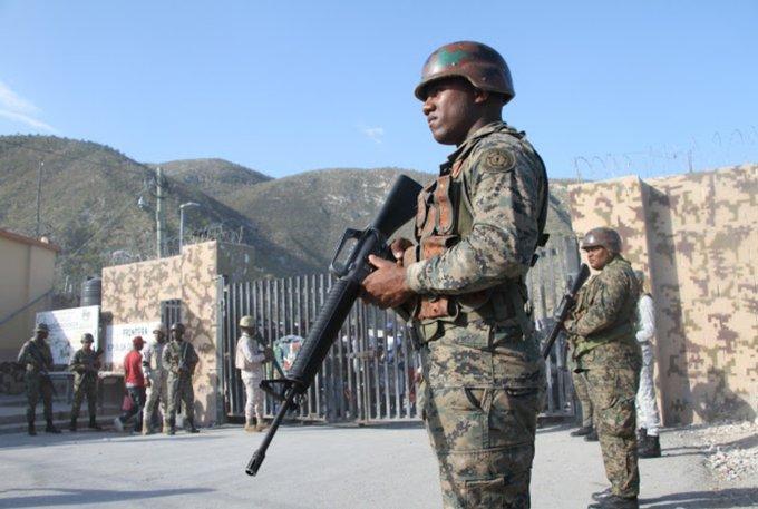 FFAA refuerzan seguridad en la frontera ante protestas Haití