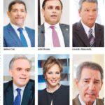 Un gabinete de millonarios al frente del Poder Ejecutivo