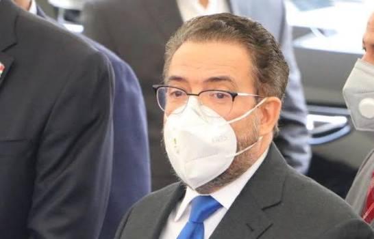 """Guillermo Moreno llama """"cara dura"""" a miembros del Comité Político del PLD"""
