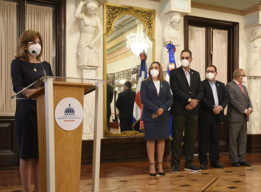 Gabinete de Salud recibe insumos médicos de la Fundación Sanar una Nación