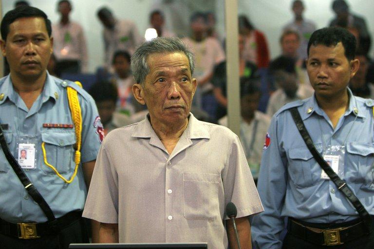 Murió a los 77 años Duch, ex jefe de una prisión del Pol Pot y responsable de la tortura y muerte de más de 12.000 personas
