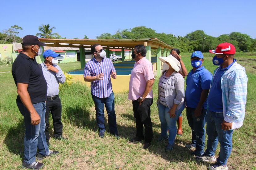 Instalaciones de la Estación Modelo de Producción Acuícola (EMPA), serán remozadas por CODOPESCA