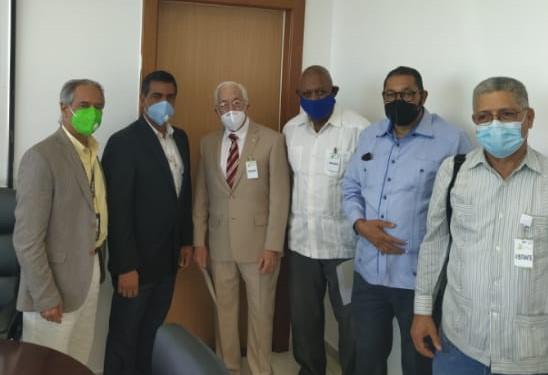 Instituciones se reúnen para recuperación laguna Cabral o Rincón
