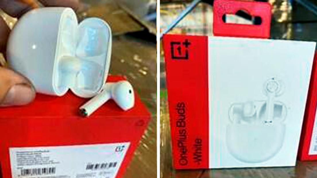 Internautas ridiculizan a la agencia fronteriza de EE.UU. por confiscar miles de auriculares de OnePlus al confundirlos con AirPods falsificados