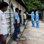 India se convirtió en el segundo país del mundo más afectado por la pandemia tras superar a Brasil