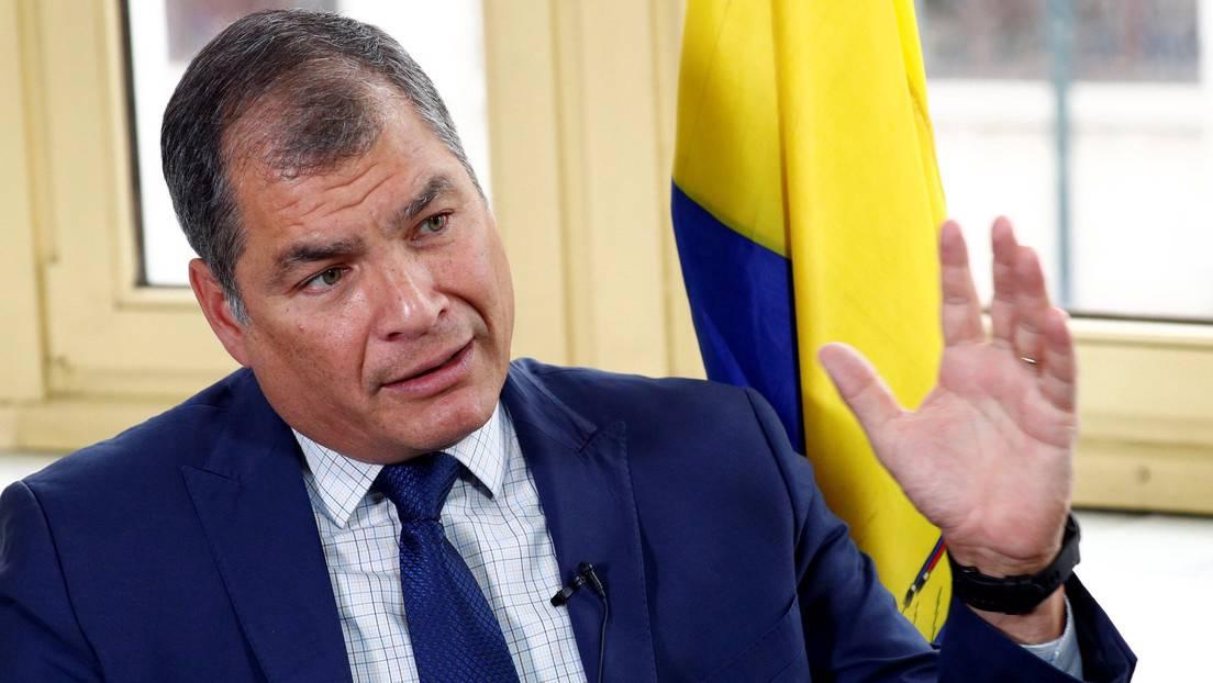 La Justicia de Ecuador ratifica la condena a 8 años de prisión contra Correa en la causa 'Sobornos'