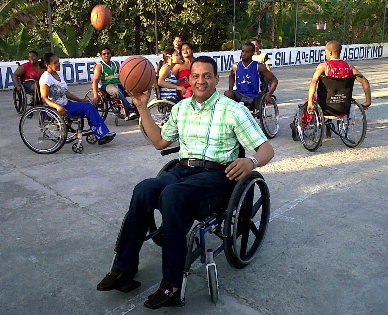 Luis Méndez Sánchez denuncia discriminación afecta discapacitados en RD