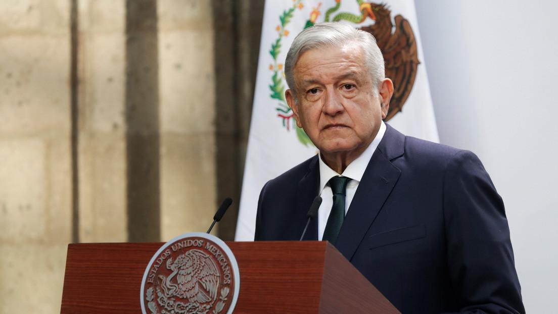 """""""México es como el paraíso terrenal"""": Lopez Obrador promueve el turismo ante la caída del sector por la pandemia"""