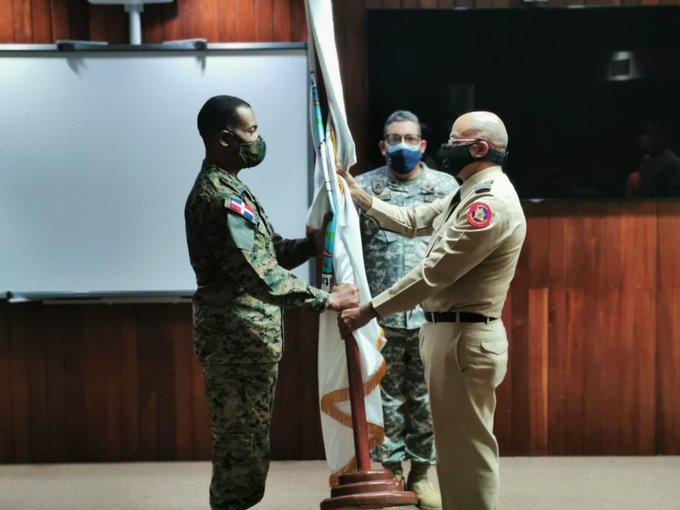 Ministro de Defensa designa nuevo director de la EGDDHHyDIH