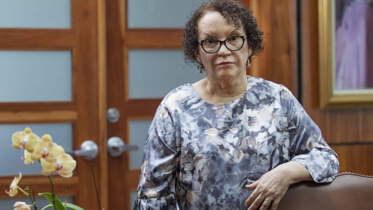 Miriam Germán Brito asegura medidas adoptadas en La Victoria favorecerán a los privados de libertad