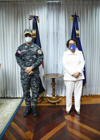 Mirian Germán destituye alcaide de La Victoria y remueve personal administrativo y policial